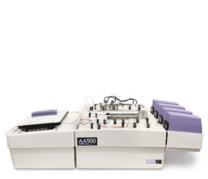 連続流れ分析装置 AA500
