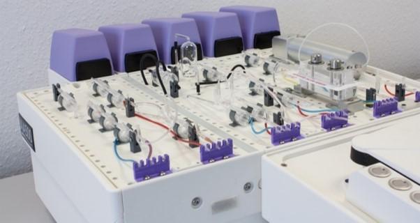連続流れ分析装置 AA500分析カートリッジ